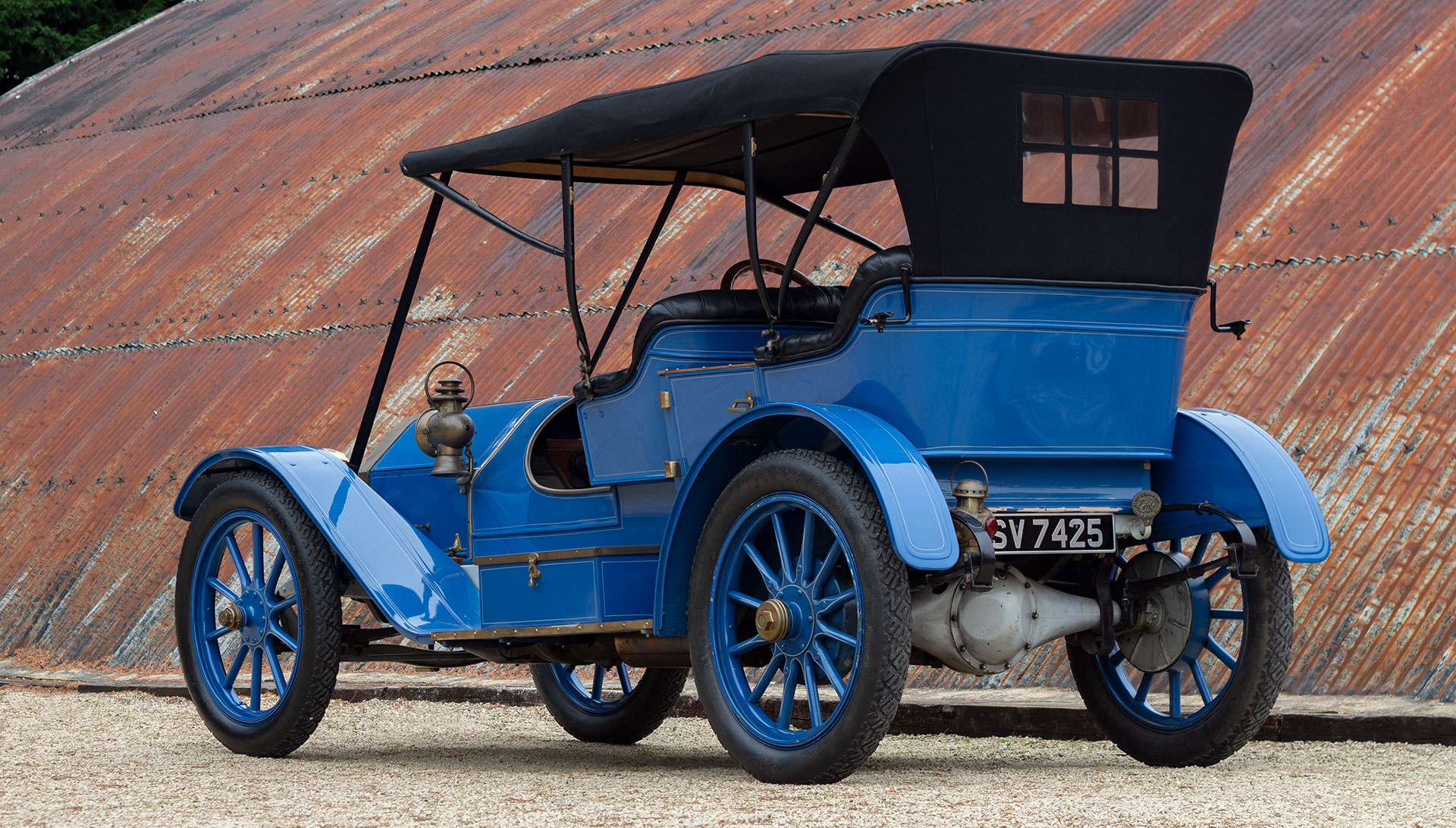 1911 CHALMERS-DETROIT MODEL 11 30 HP for sale at The Classic Motor Hub