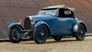 1929 Bugatti Type 40 Grand Sport Tourer - For Sale at The Classic Motor Hub