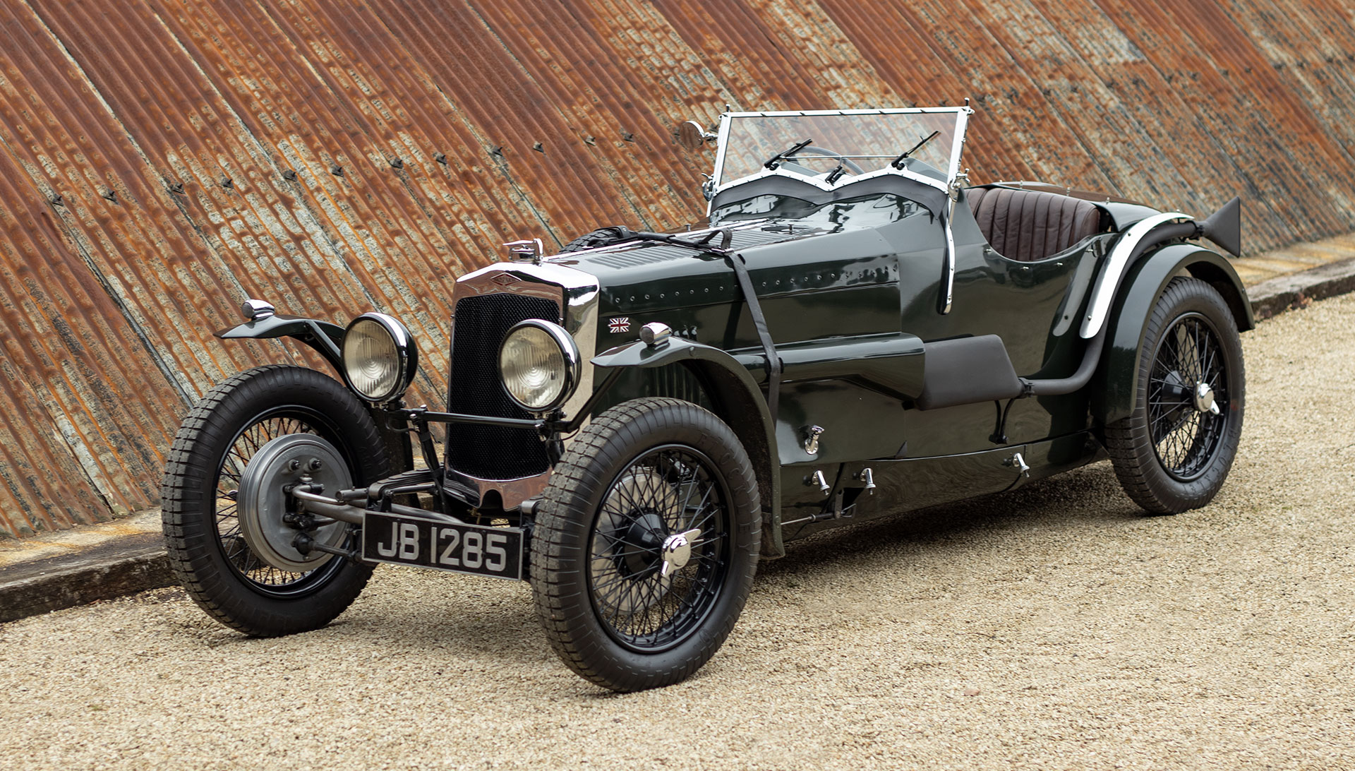 1932 Frazer Nash Nurburg for sale at The Classic Motor Hub