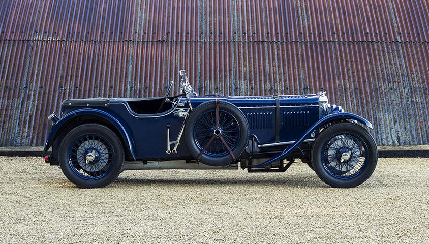 1934 Frazer Nash TT Rep