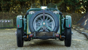 1934 MG K3 Sports Racing Two-Seater Mille Miglia For Sale at The Classic Motor Hub