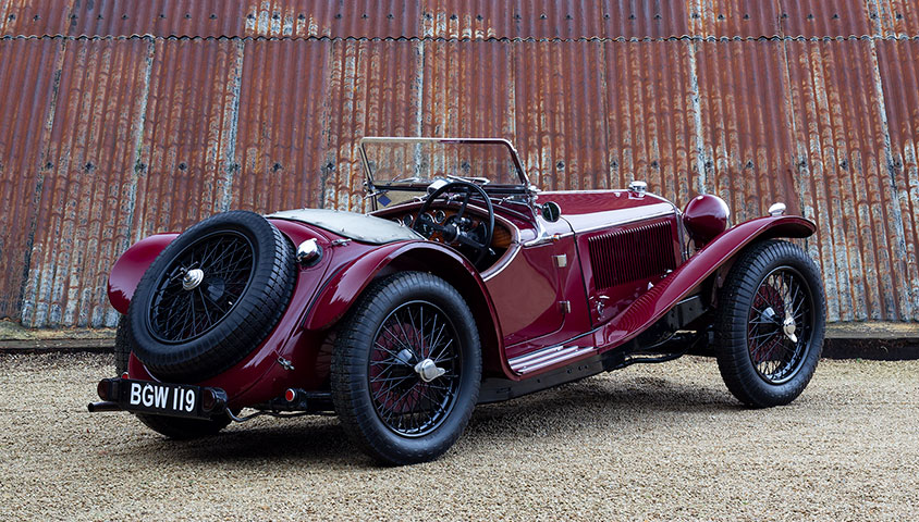 Riley Imp '9' for sale at The Classic Motor Hub