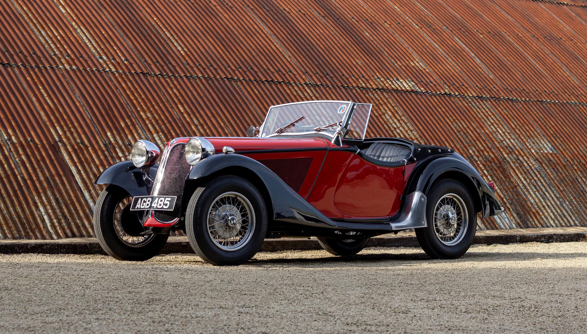 1936 Frazer Nash BMW 315 / 319 for sale at The Classic Motor Hub
