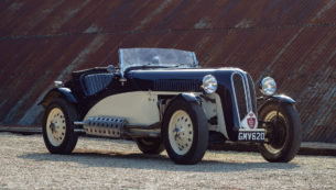1937 Frazer Nash BMW 319 / 328 Sports Special for sale at The Classic Motor Hub