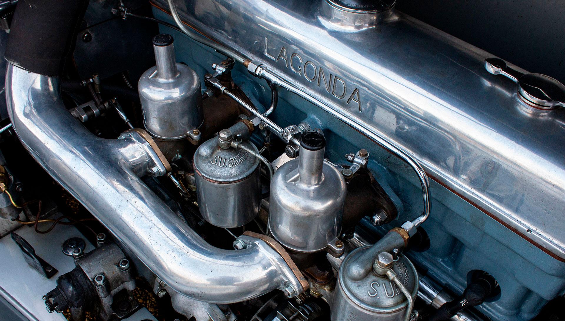1937 Lagonda LG45 Tourer for sale at The Classic Motor Hub