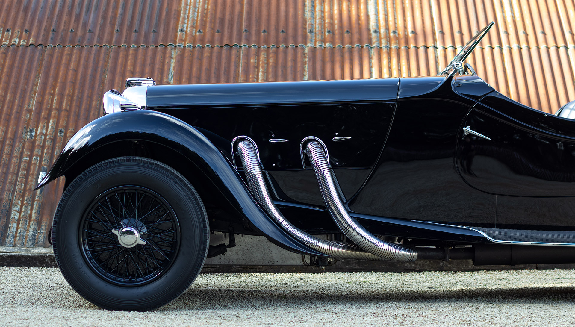 1937 Lagonda Rapide for sale at The Classic Motor Hub