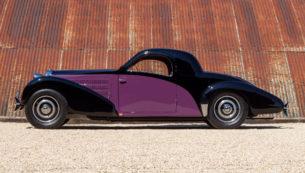 1938 Bugatti Type 57 Atalante for sale at The Classic Motor Hub