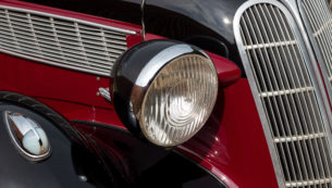 1938 Frazer Nash-BMW 326 for sale at The Classic Motor Hub