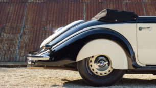 1938 Frazer Nash – BMW 327 /80 for sale at The Classic Motor Hub