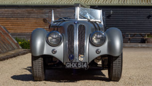 1938 Frazer Nash BMW 328 For Sale at The Classic Motor Hub