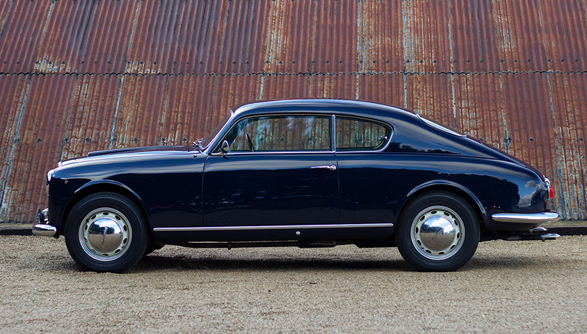 1954 Lancia Aurelia B20 GT Series 4 for sale at The Classic Motor Hub