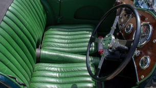 1955 MG PA Supercharged - For Sale at The Classic Motor Hub