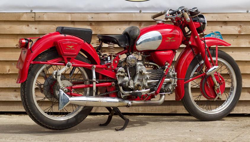 1958 Moto Guzzi Falcone