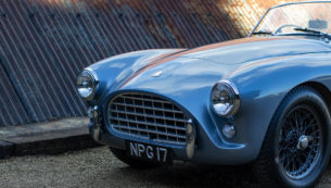 1959 AC Ace Bristol 2.2 Engine For Sale at The Classic Motor Hub
