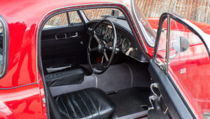 1959 MGA Coupe 1500 for sale at The Classic Motor Hub