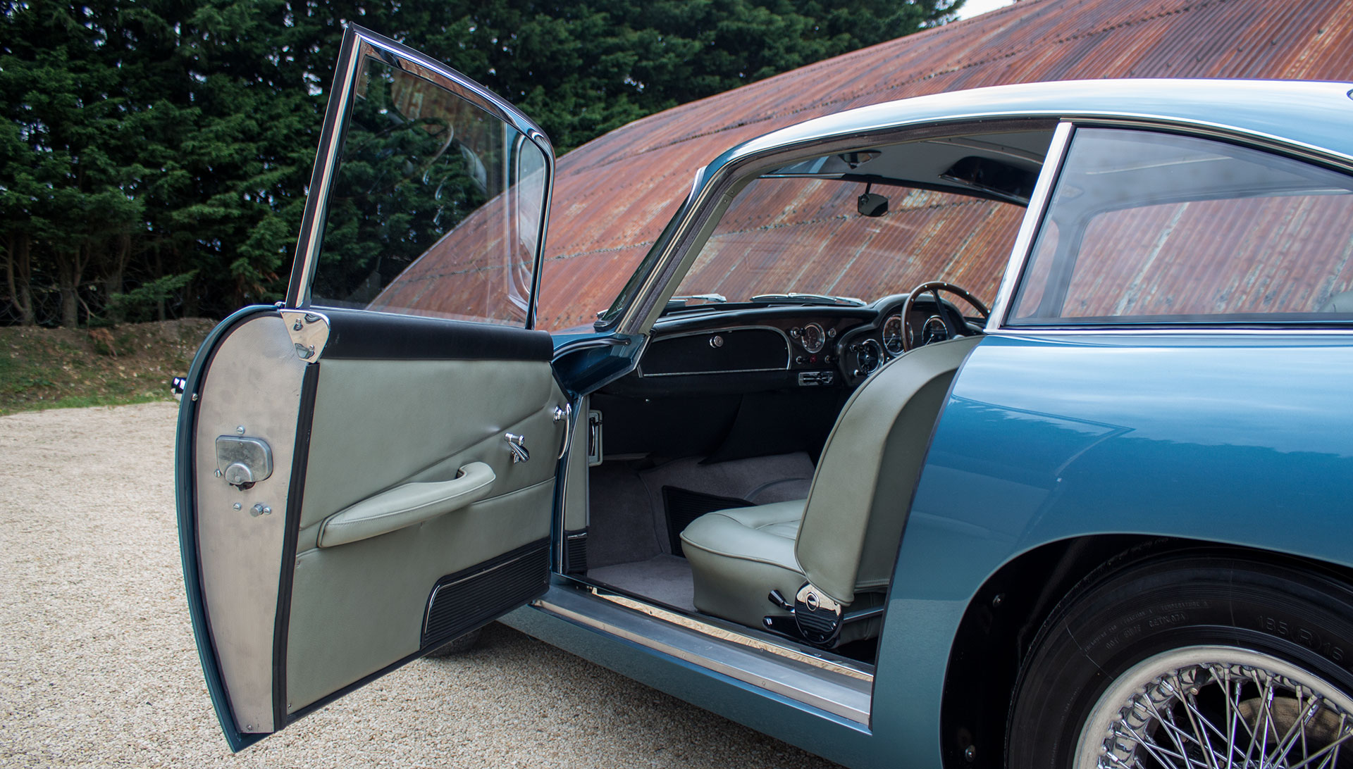 1960 Aston Martin DB4 Series 2 For Sale at The Classic Motor Hub