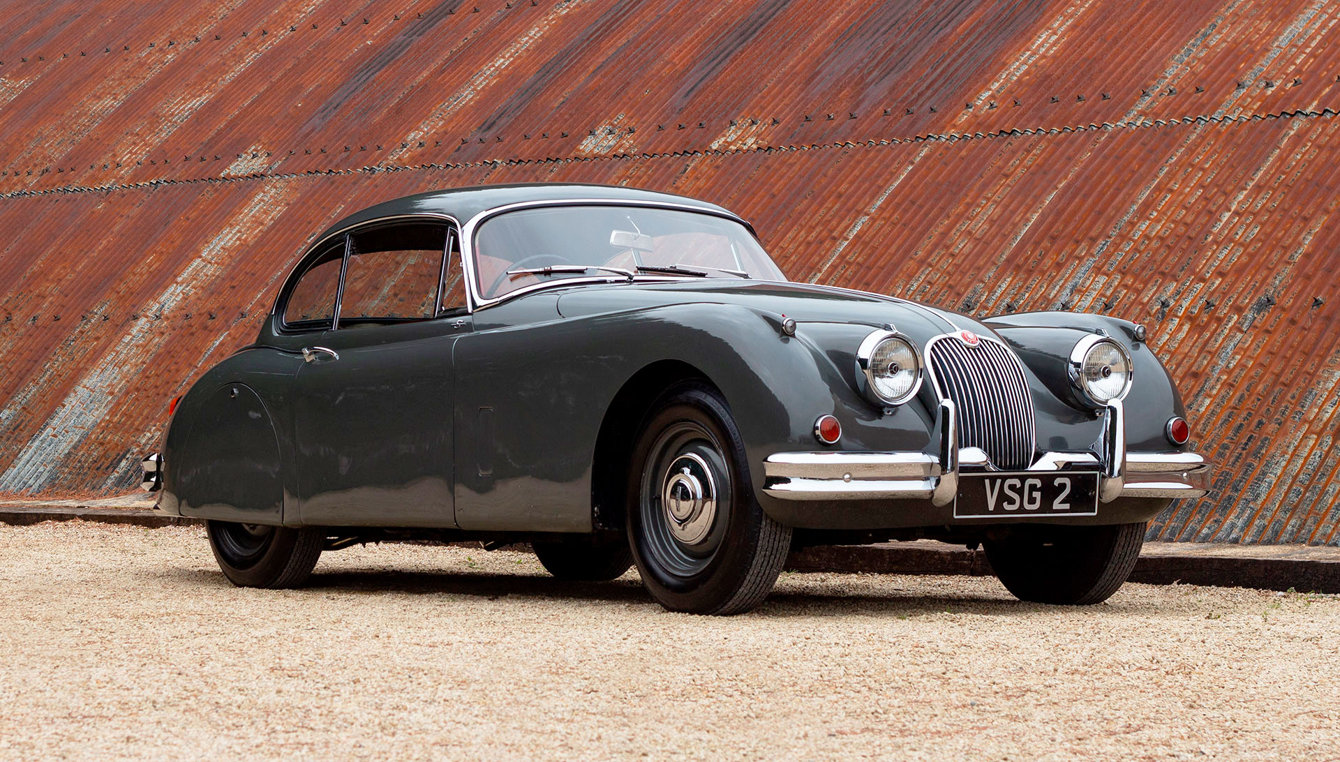 1960 JAGUAR XK150 'S' 3.8 LITRE COUPE for sale at The Classic Motor Hub