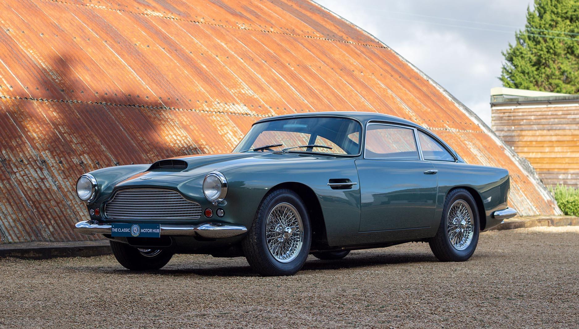 1961 Aston Martin DB4 S3 for sale