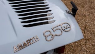 1963 Fiat Abarth 850 TC - For Sale at The Classic Motor Hub