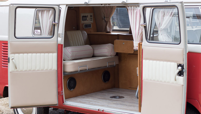 1963 VW Split Screen Camper For Sale
