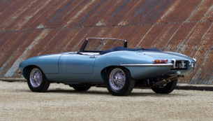 1965 Jaguar E-Type Series 1 4.2 Roadster for sale at The Classic Motor Hub