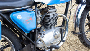 1970 BSA C15 Starfire For Sale at The Classic Motor Hub