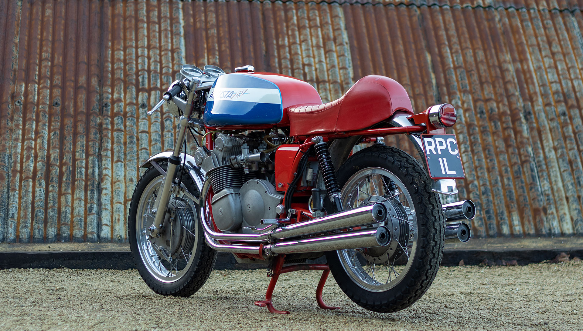 1973 MV Agusta 750 S for sale at The Classic Motor Hub