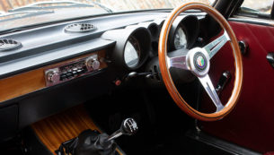 1974 Alfa Romeo GTV 2000 - For Sale at The Classic Motor Hub