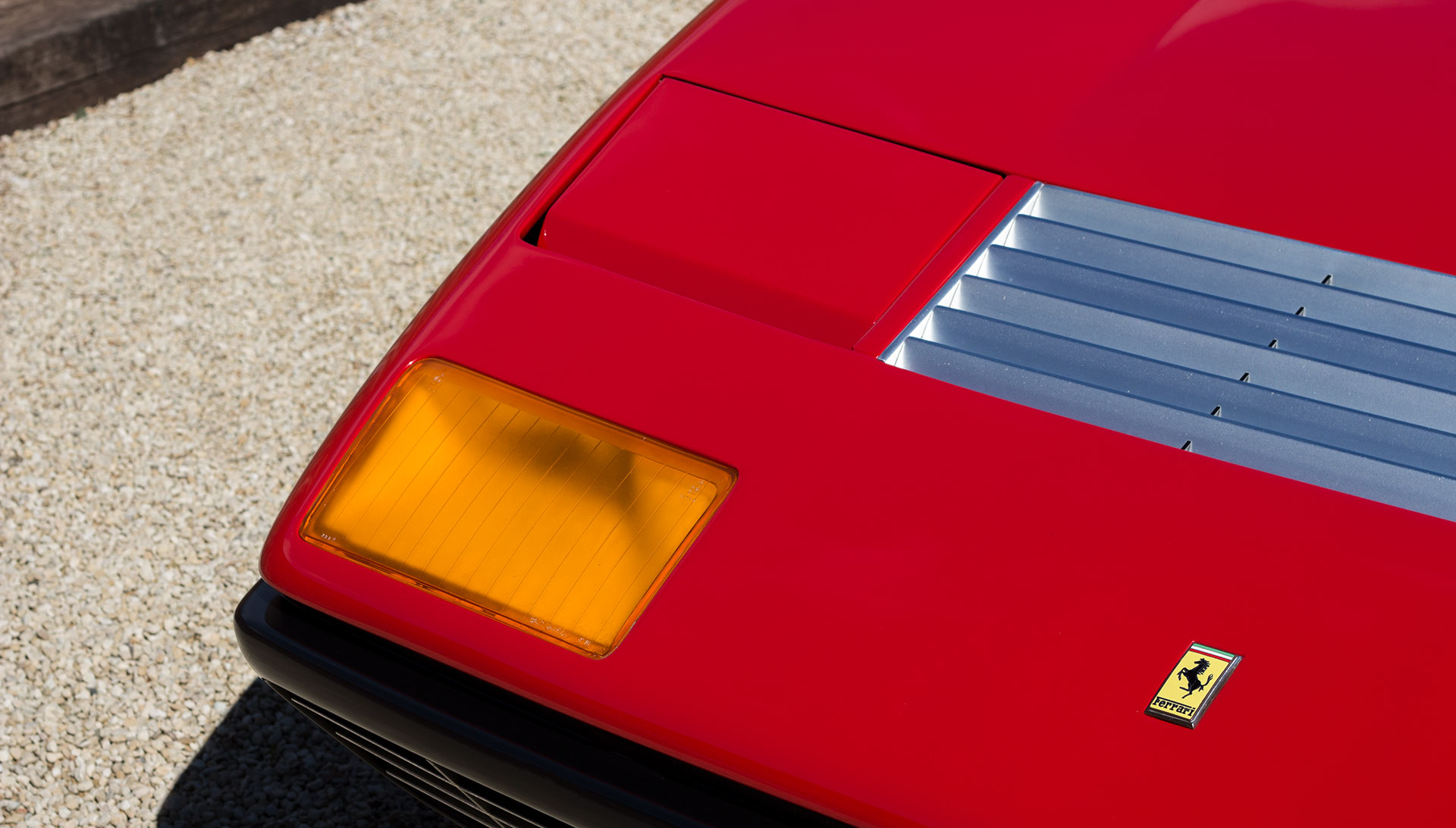 1977 Ferrari 512 BB for sale at The Classic Motor Show