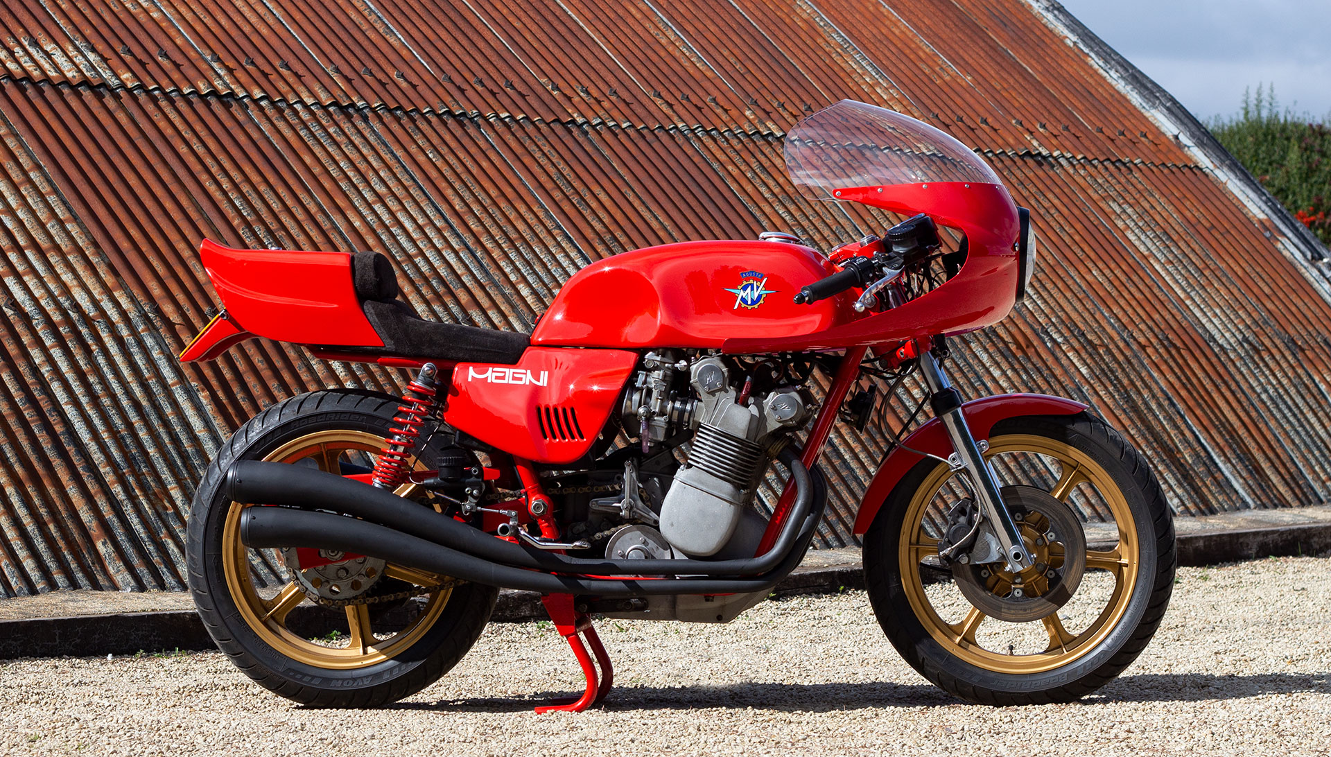 1978 MV Agusta Magni 861 for sale at The Classic Motor Hub