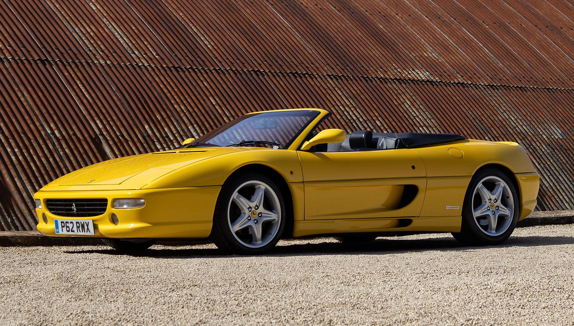 1997 Ferrari F355 Spider for sale at The Classic Motor Hub