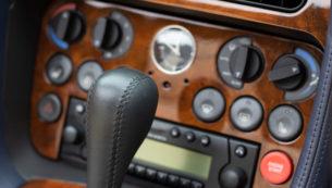 2003 Aston Martin DB7 Vantage Volante For Sale