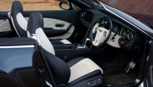 2014 Bentley Continental GTC V8 S Mulliner For Sale at The Classic Motor Hub