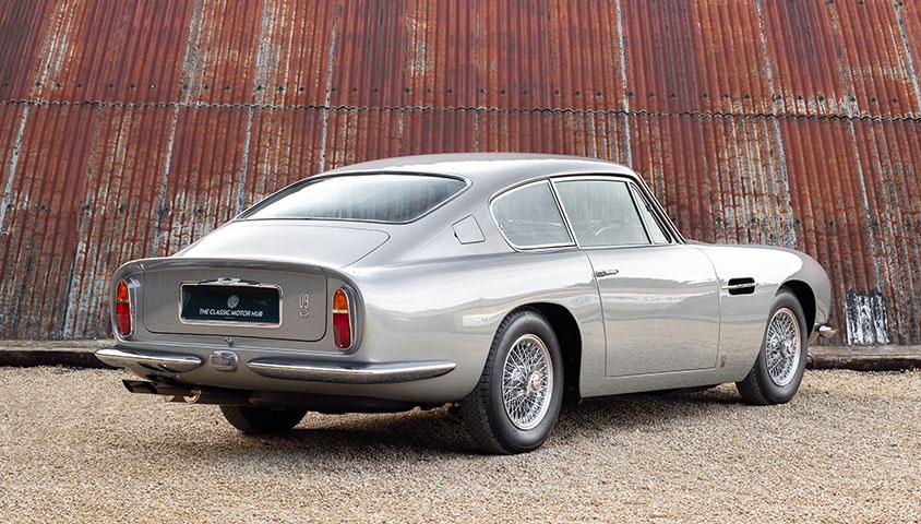 1966 Aston Martin DB6 Vantage - For Sale at The Classic Motor Hub