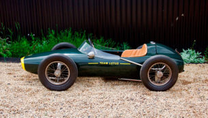 1960s Devillaine Lotus Child's Toy - For Sale at The Classic Motor Hub