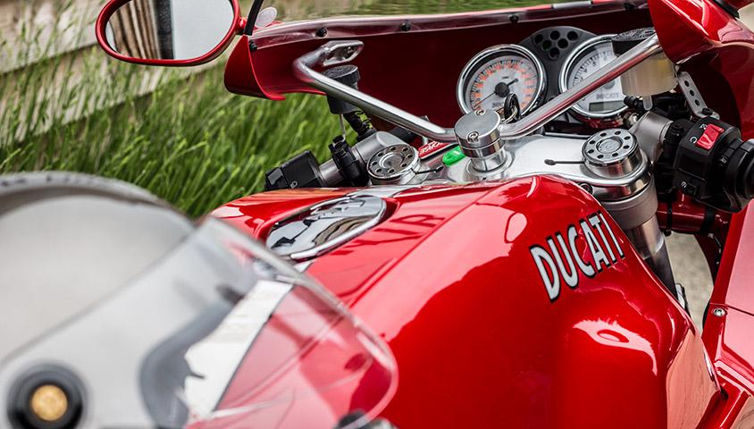 Ducati SportClassic 1000S - Road Test