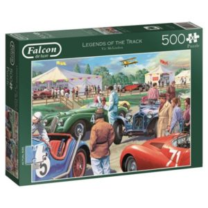 Legends of The Track Puzzle - Buy at The Classic Motor Hub