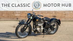 1952 Sunbeam S8 Motorcycle