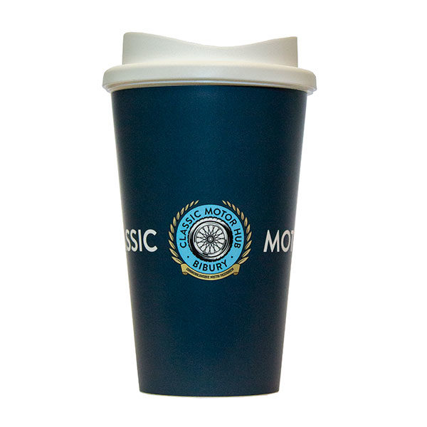 Classic Motor Hub Reusable Coffee Cup