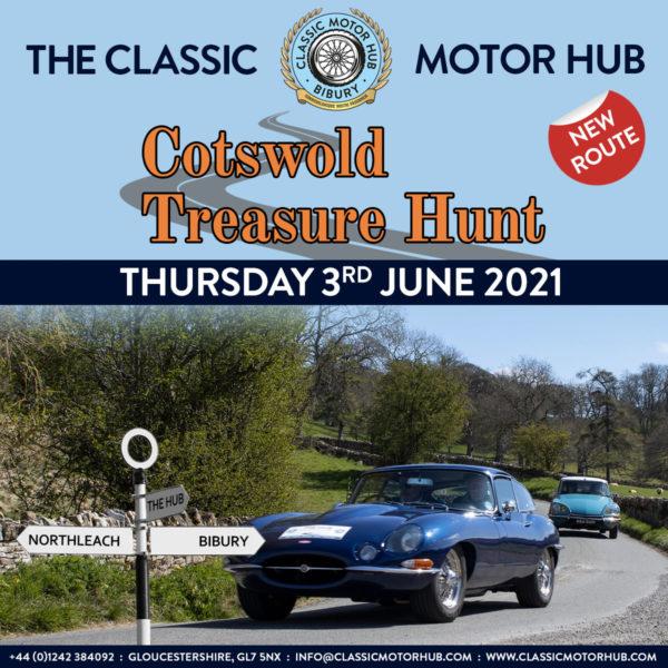 Cotswold Treasure Hunt - 3rd June 2021