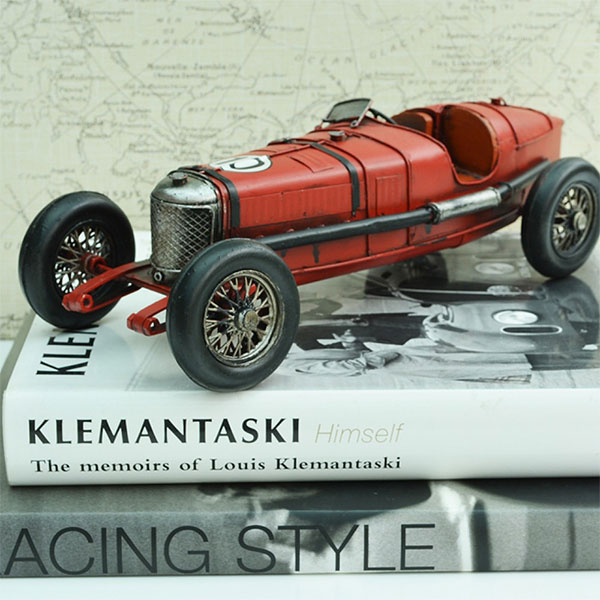 tinplate vintage race car model - buy at The Classic Motor Hub