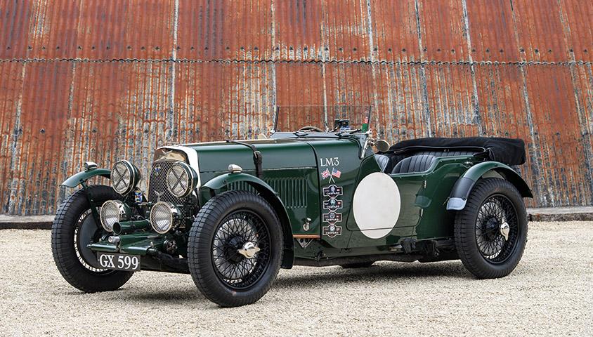 Mille Miglia Eligible Cars - Aston Martin LM3
