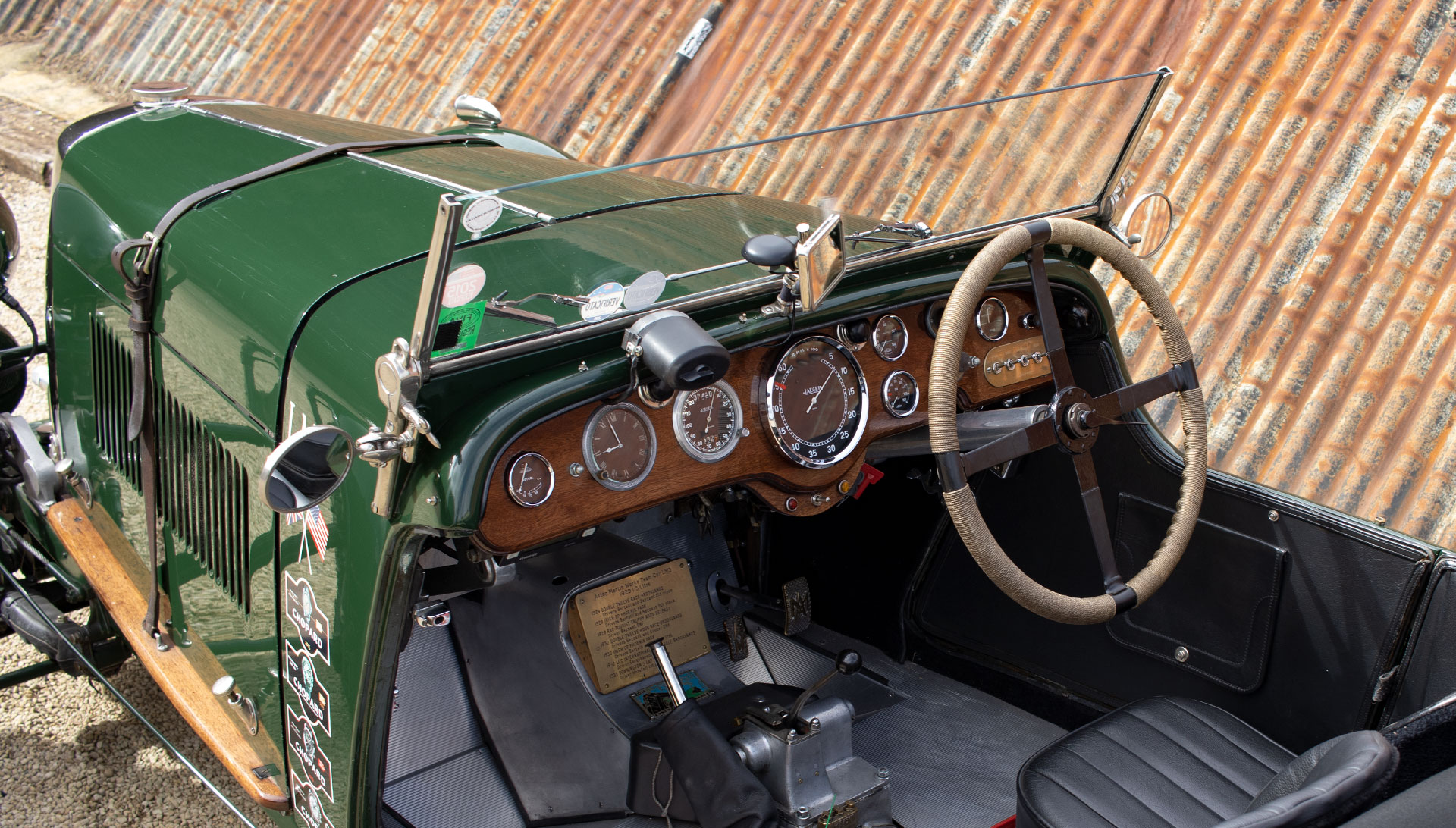 1929 Aston Martin Works Team Car - LM3 - For Sale at The Classic Motor Hub