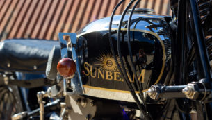1931 Sunbeam Model 9