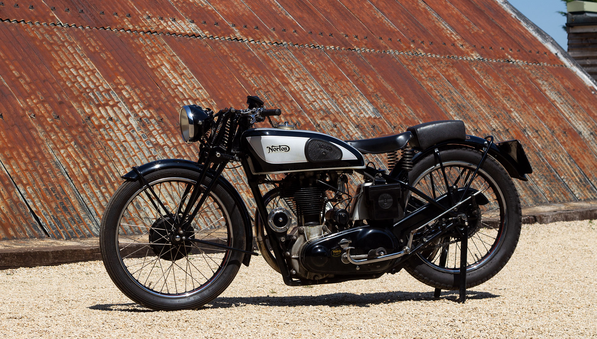 Norton International M30 for sale at The Classic Motor Hub