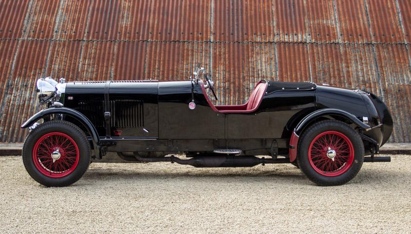 1934 Lagonda M45 Team Car Replica