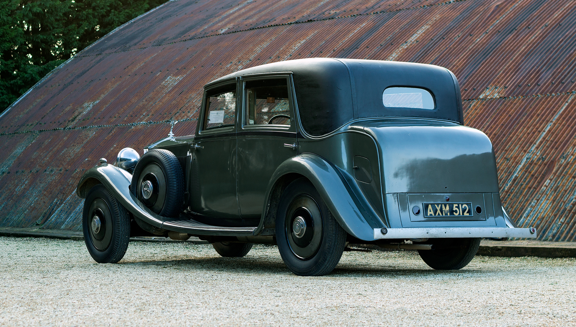 1934 Rolls-Royce 20-25 for sale at The Classic Motor Hub