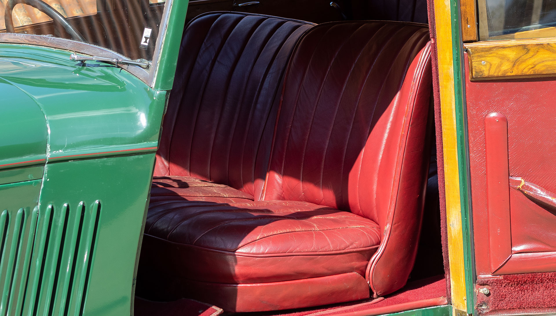 1937 Bentley 4¼ Litre Shooting Brake 'Woodie' for sale at The Classic Motor Hub