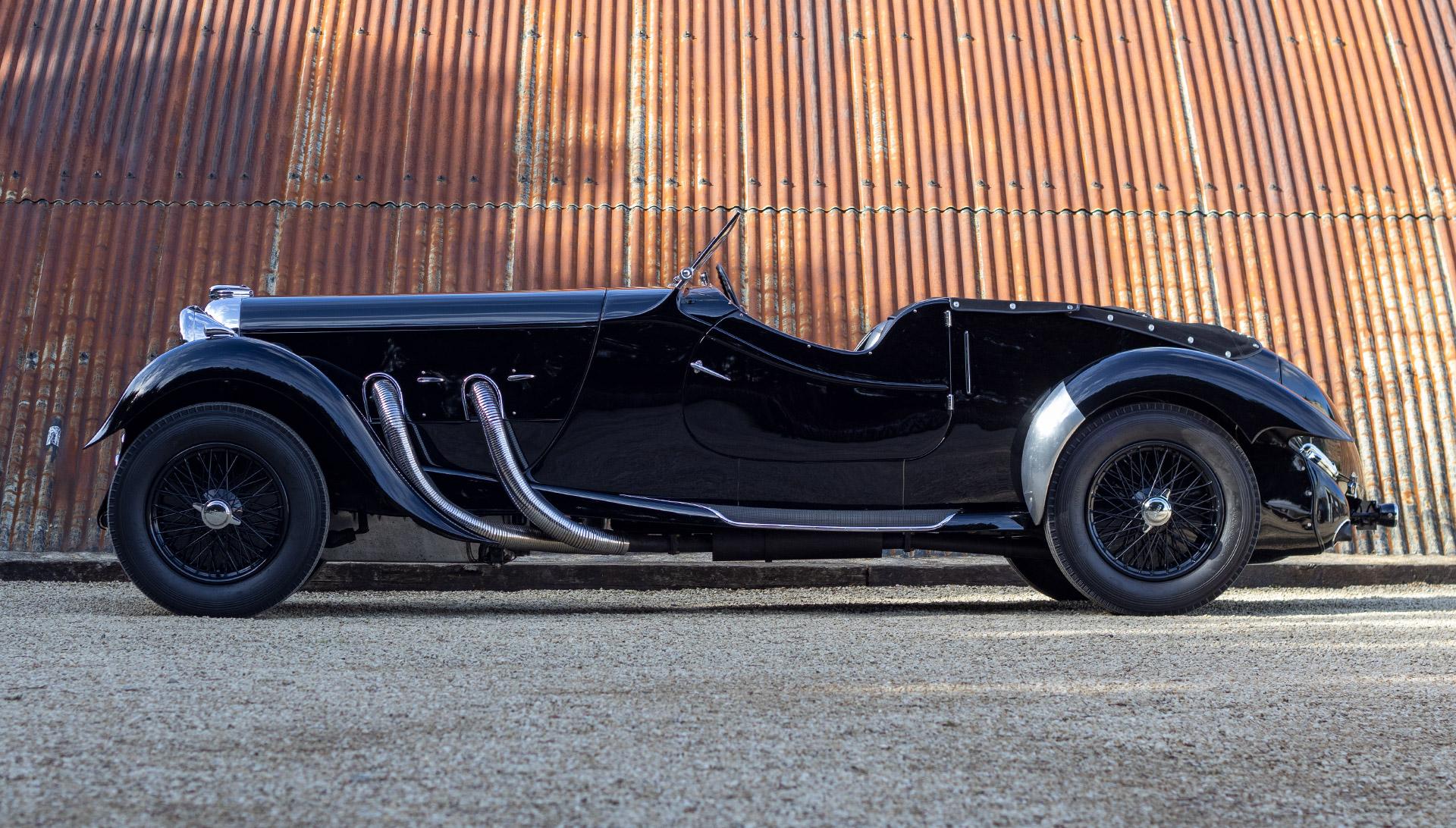 1937 Lagonda Rapide for sale at The Classic Motor Hub
