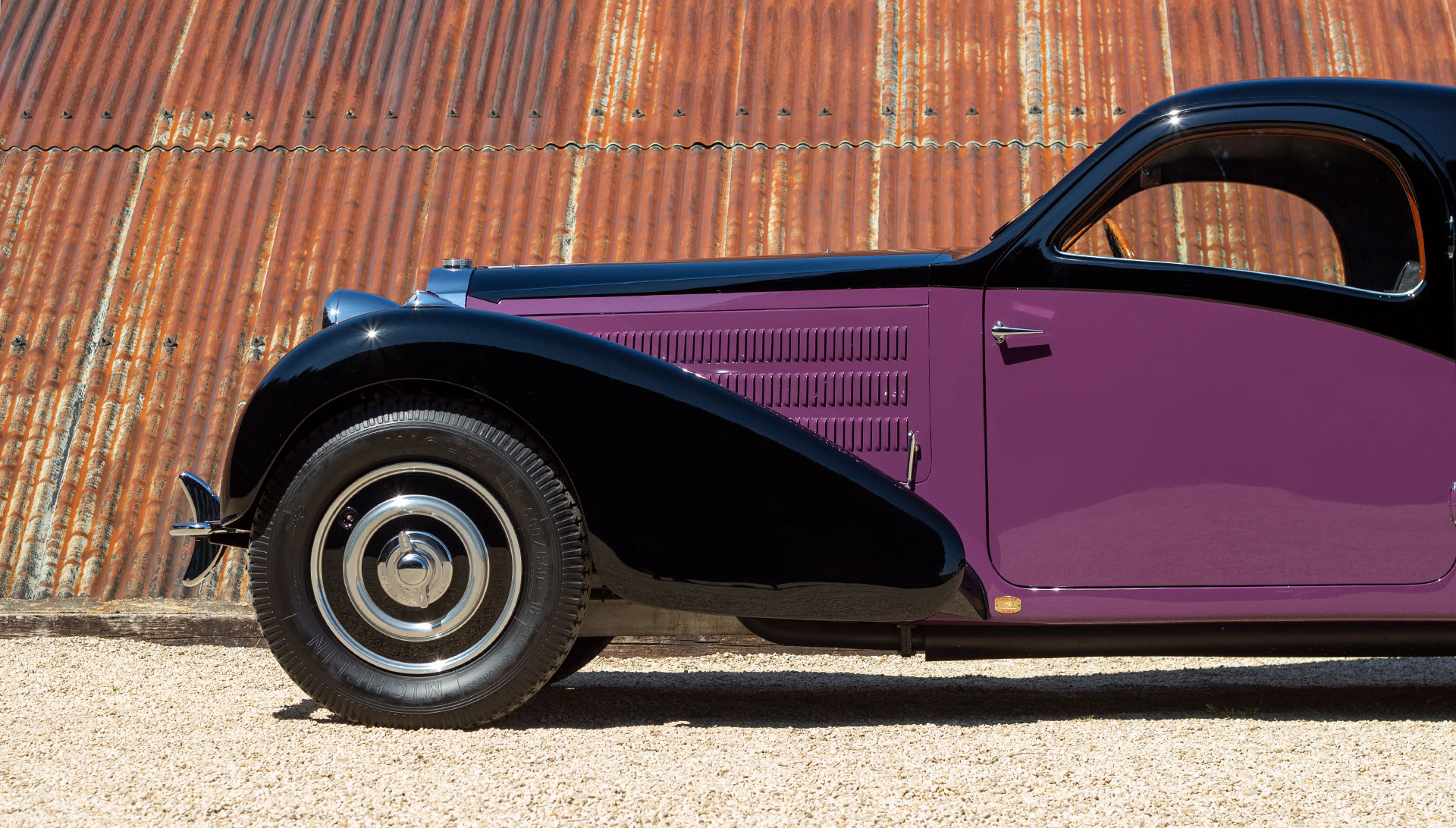 1938 Bugatti Type 57 Atalante for sale at The Classic Motor Hub